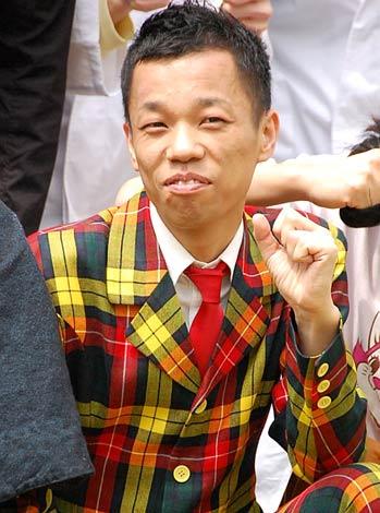 チャリティーイベント『smile bazar』概要発表会見に出席したCOWCOW・多田健二 (C)ORICON DD inc.