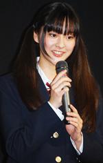 17歳の注目の女優・谷内里早(C)ORICON DD inc.