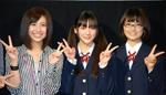 主題歌を書き下ろしたJURIAN BEAT CRISIS(川上ジュリア)(左)(C)ORICON DD inc.