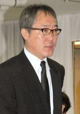 田中好子さん告別式に参列した佐野史郎
