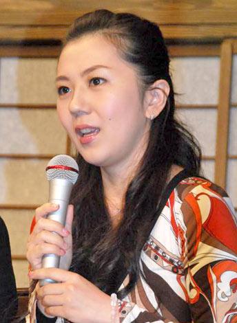 ドラマ『家族法廷』の制作発表会見に出席した岩崎ひろみ (C)ORICON DD inc.