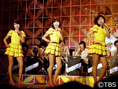 """【場面写真】追悼番組ではキャンディーズの""""スーちゃん""""として愛された田中さんの姿がよみがえる!"""