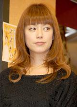 芸能人フードコート『very』出店発表会見に出席した『芸能人カレー部』の加藤紀子