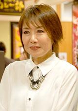 芸能人フードコート『very』出店発表会見に出席した『芸能人カレー部』の奈美悦子