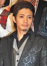 『ヴェニスの商人』の舞台稽古を行った和田正人 (C)ORICON DD inc.