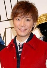 ファッションを手本にしたい男性有名人ランキング、2位の成宮寛貴 (C)ORICON DD inc.