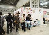 キャラクターコンテンツ展示会『DreamParty2011』に大勢の来場者 (C)ORICON DD inc.