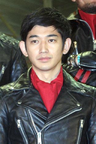 映画『ワイルド7』に主演する瑛太 (C)2012『ワイルド7』製作委員会