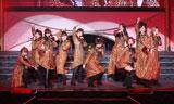 """モーニング娘。のOG10人で結成された""""ドリーム モーニング娘。""""が、東京公演初日で、「LOVEマシーン」や「恋愛レボリューション21」など、全19曲を披露した"""