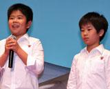 まえだまえだ:前田航基(12)、前田旺志郎(10) (C)ORICON DD.inc