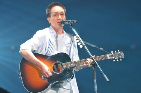 小田和正(Photo by 菊地英二)