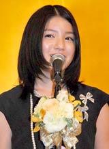 『第19回橋田賞』の授賞式に出席した川島海荷 (C)ORICON DD inc.