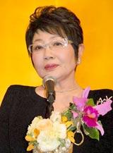 『第19回橋田賞』の授賞式に出席した泉ピン子