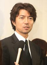 映画界のドン・岡田茂さんの葬儀に参列した仲村トオル
