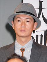 2012年大河ドラマ『平清盛』の男性新キャスト発表会見に出席したARATA