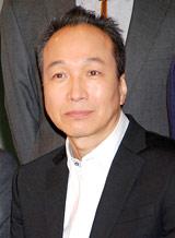2012年大河ドラマ『平清盛』の男性新キャスト発表会見に出席した小日向文世