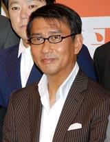 2012年大河ドラマ『平清盛』の男性新キャスト発表会見に出席した中井貴一