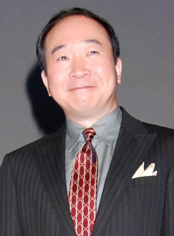 2012年大河ドラマ『平清盛』の男性新キャスト発表会見に出席した中村梅雀 (C)ORICON DD inc.