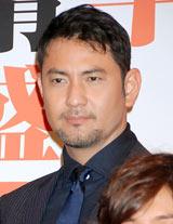 2012年大河ドラマ『平清盛』の男性新キャスト発表会見に出席した藤本隆宏