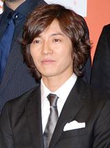 2012年大河ドラマ『平清盛』の男性新キャスト発表会見に出席した藤木直人