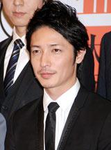 2012年大河ドラマ『平清盛』の男性新キャスト発表会見に出席した玉木宏