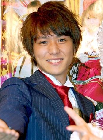 佐野和真の素敵な笑顔がイケメン