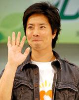 東日本大震災チャリティーイベント『心に太陽を』に参加したケイン・コスギ