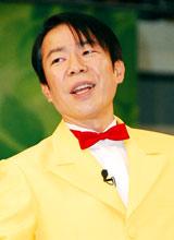東日本大震災チャリティーイベント『心に太陽を』に参加したダンディ坂野