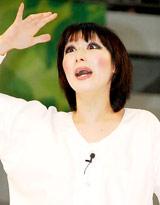 東日本大震災チャリティーイベント『心に太陽を』に参加した鳥居みゆき