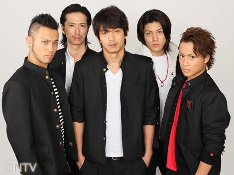人気漫画 ろくでなしblues が初ドラマ化 劇団exile青柳翔主演 ヒロインは大政絢 Oricon News