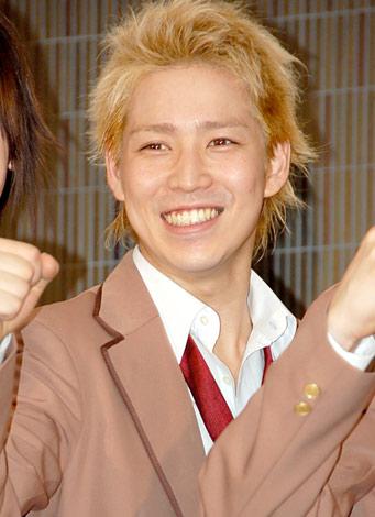 舞台『タンブリング vol.2』初日公演前に公開舞台けいこを行った鎌苅健太 (C)ORICON DD inc.