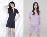 長谷川京子と新垣結衣がウエアをユニクロと共同開発