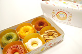 ミスタードーナツが発表した新商品「焼きドーナツ」 (C)ORICON DD inc.