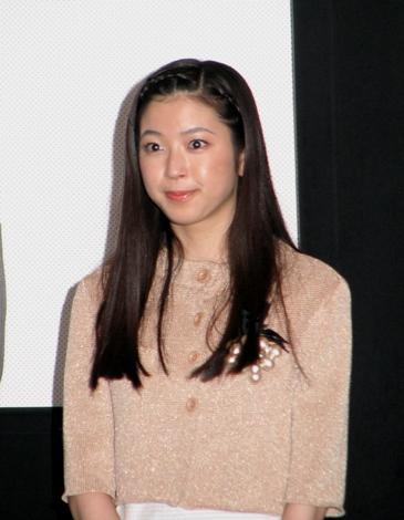 黒髪の清純派女優の寺島が、今回はレディース役に体当たり。