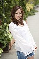 立教女学院短期大学のミスキャンパス・藤田美沙さん
