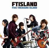 1stアルバム『FIVE TREASURE ISLAND』(18日発売)