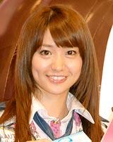 『第3回 AKB48選抜総選挙』速報で暫定首位に立った大島優子 (C)ORICON DD inc.