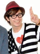 早稲田大学で開かれた『恋愛学入門』講座にスペシャルゲストとして登壇したオリエンタルラジオ・藤森慎吾