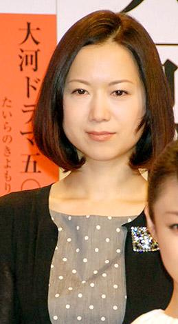 2012年大河ドラマ『平清盛』の女性キャストに起用された和久井映見 (C)ORICON DD inc.