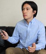日本テレビ編成局・クロスメディア事業推進部の原浩生氏
