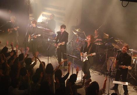 新生JAYWALKのお披露目ライブの様子 (C)ORICON DD inc.