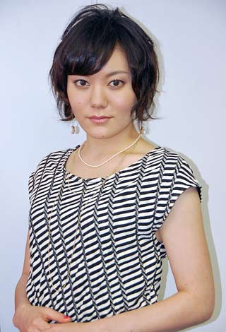 鈴木杏さんのポートレート