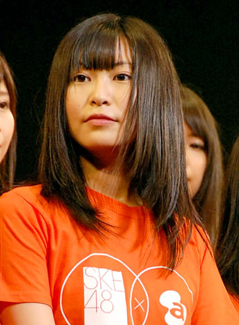 SKE48のライブ公演に参加した向田茉夏 (C)ORICON DD inc.
