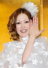 オセロ・松嶋尚美(※写真は2008年6月の結婚会見時の様子) (C)ORICON DD inc.