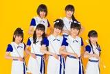 7月6日にニューシングルを発売する さくら学院バトン部 Twinklestars(ティンクルスターズ)