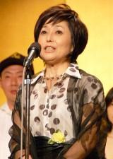 『第29回 向田邦子賞』贈賞式に出席した竹下景子 (C)ORICON DD inc.