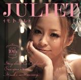 小森純が大粒の涙を流すJulietのニューシングル「モトカレ」ジャケット