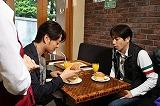 箱根町・宮ノ下にある人気パン屋の「絶品!温泉シチューパン」を楽しむ