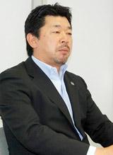 都内で会見を開いた内田雅之取締役 (C)ORICON DD inc.