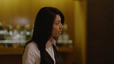 『LIXIL(リクシル)』の新CMに出演する松下奈緒